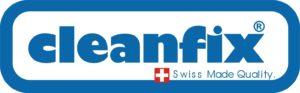 Cleanfix Logo blau 2004